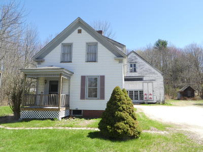 Windham Single Family Home For Sale: 201 Roosevelt Trail