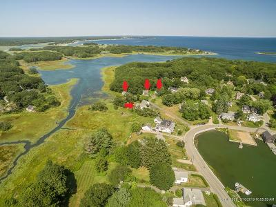 Kennebunkport Single Family Home For Sale: 22 Pier Road