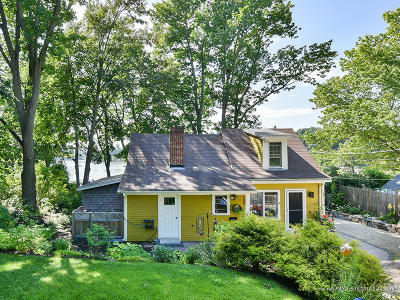 Kittery Condo For Sale: 4 Pepperrell Road #4