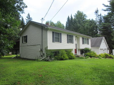 Glenburn ME Single Family Home For Sale: $210,000