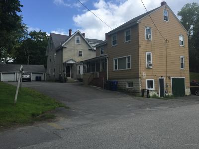 Westbrook Multi Family Home For Sale: 5 and 7 Lincoln Street