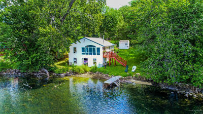 Single Family Home For Sale: 35 Horseshoe Way Road