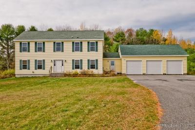 Falmouth Single Family Home For Sale: 14 Laurence Way