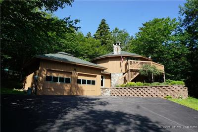 Single Family Home For Sale: 48 North Ridge Road