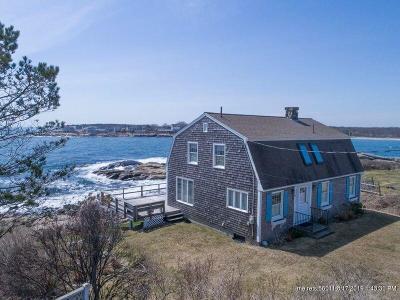 Single Family Home For Sale: 12 Sea Spray Drive