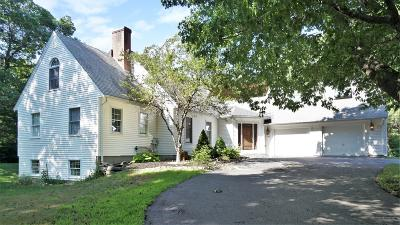 Cape Elizabeth Single Family Home For Sale: 349 Mitchell Road