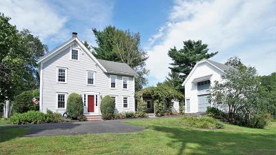 Falmouth Single Family Home For Sale: 221 Middle Road