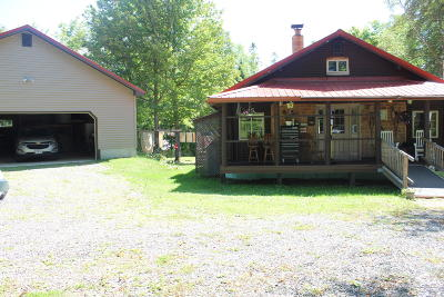 Hersey Single Family Home For Sale: 165 Townline Road