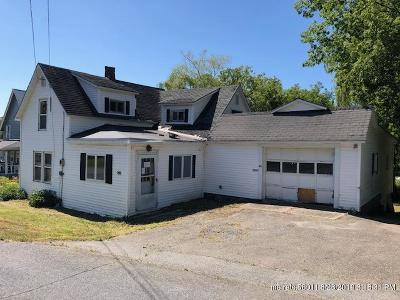 Presque Isle Single Family Home For Sale: 66 Oak Street