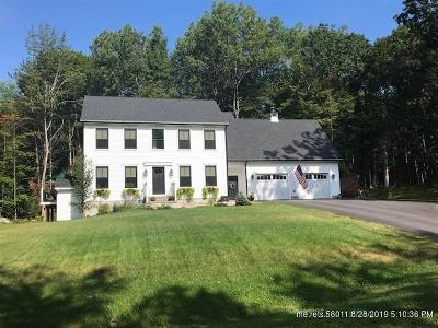 Freeport Single Family Home For Sale: TBB Lot C Little Round Top Run