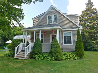 Falmouth Single Family Home For Sale: 2 Church Street