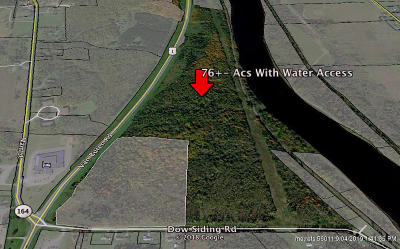 Caribou Residential Lots & Land For Sale: 76ACS Dow Siding Road