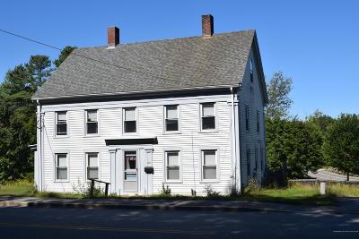 Freeport Single Family Home For Sale: 63 Bow Street