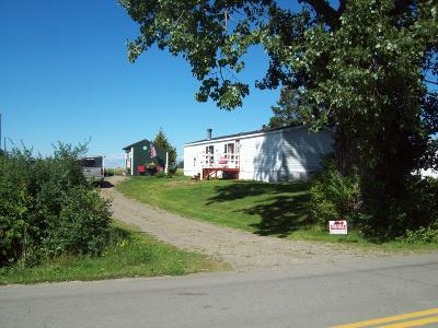 Benedicta Twp ME Single Family Home For Sale: $34,500