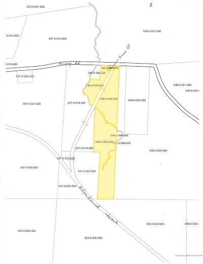 Houlton Residential Lots & Land For Sale: 121 Hovey Road