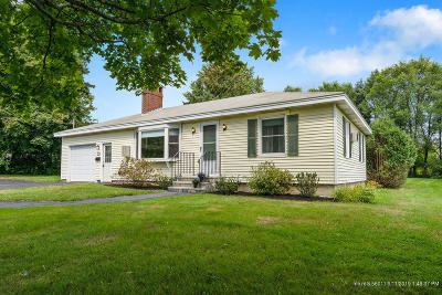 Westbrook Single Family Home For Sale: 261 Cumberland Street