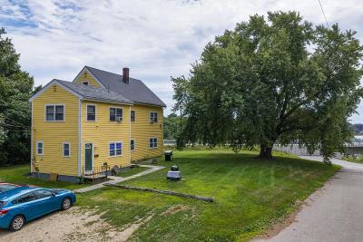 Multi Family Home For Sale: 12-14 Oak Terrace Terrace