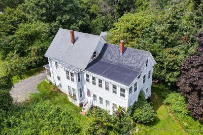 Multi Family Home For Sale: 16-18 Oak Terrace Terrace