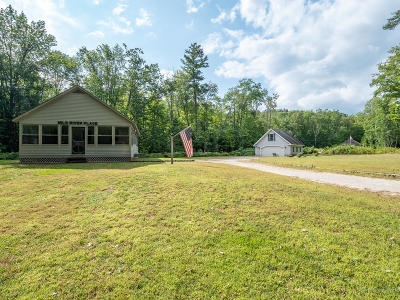 Single Family Home For Sale: 142 Evans Notch Road