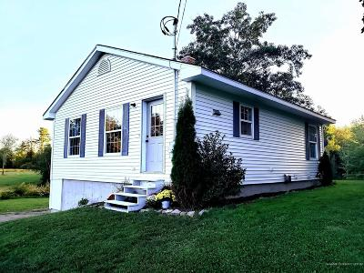 Single Family Home For Sale: 466 Wingood Rd