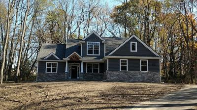 Whitmore Lake Single Family Home For Sale: 2 Nollar Bend