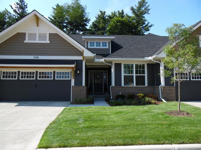 Saline Condo/Townhouse For Sale: 322 Curtiss Lane