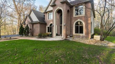 Saline Single Family Home For Sale: 3404 Oak Park Drive