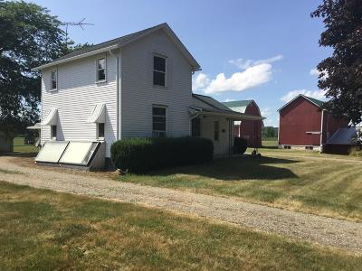 Manchester Single Family Home For Sale: 15440 Van Tuyle Road