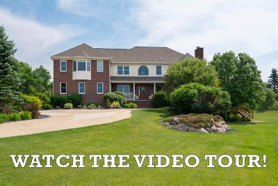 Dexter Single Family Home For Sale: 5142 North Territorial Road
