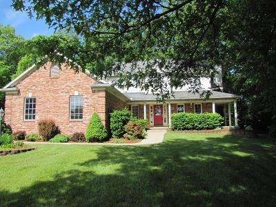 Saline Single Family Home For Sale: 1260 West David Kempf Court