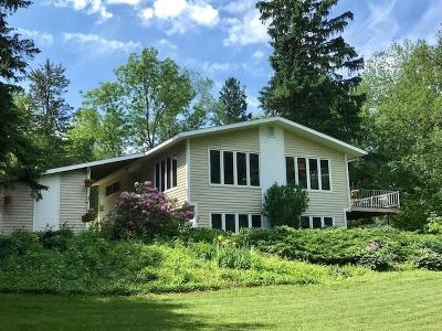 Chelsea Single Family Home For Sale: 13717 North Territorial