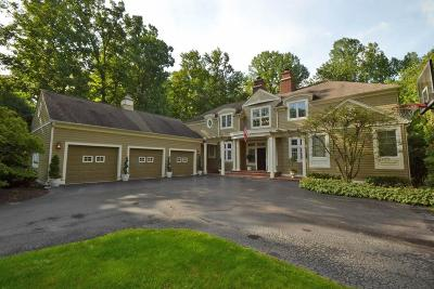 Saline Single Family Home For Sale: 9668 Sherwood Drive