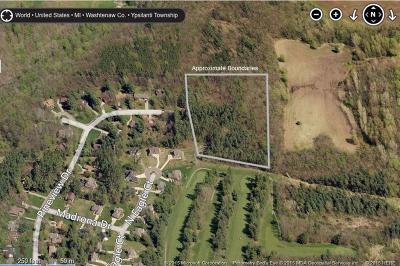 Ypsilanti Residential Lots & Land For Sale: 5399 Pineview Drive