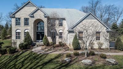 Saline Single Family Home For Sale: 5818 Katz Farm Court