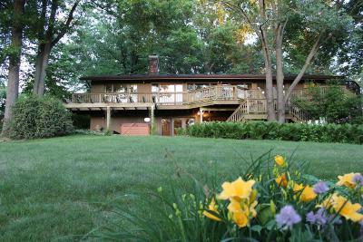 Dexter Single Family Home For Sale: 6805 Dexter Pinckney Road