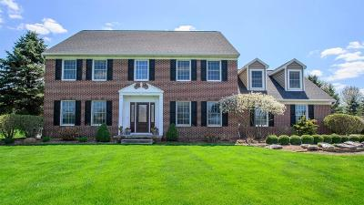Saline Single Family Home For Sale: 3763 Hedgerow Drive