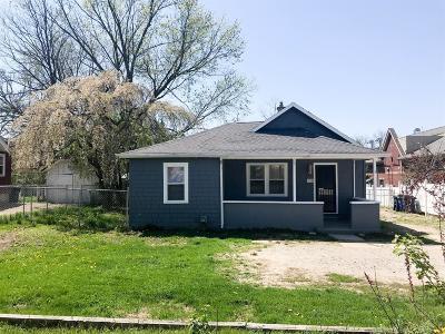 Ann Arbor Single Family Home For Sale: 3110 Platt Road