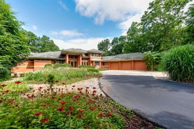 Ann Arbor Single Family Home For Sale: 5527 Great Hawk Circle