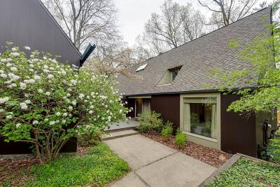 Ann Arbor Single Family Home For Sale: 9 Regent Drive