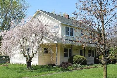 Saline Single Family Home For Sale: 7570 Warner