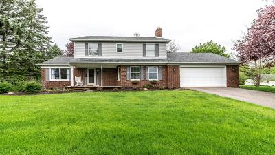 Saline Single Family Home For Sale: 3766 Weber Road