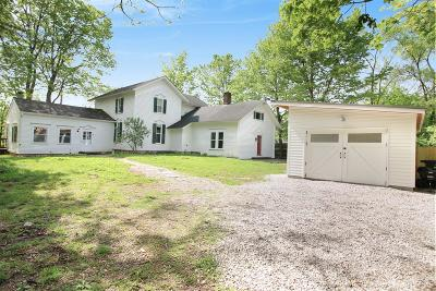 Ann Arbor Single Family Home For Sale: 1460 Pear Road