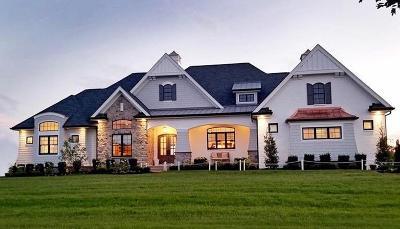Saline Single Family Home For Sale: 9389 Sherwood
