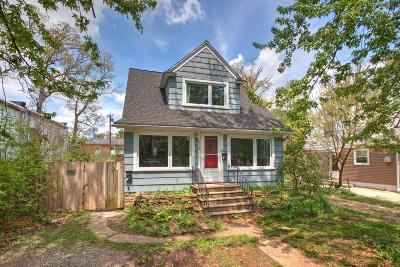 Ann Arbor MI Single Family Home For Sale: $399,900