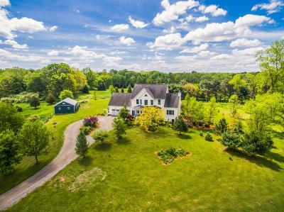 Chelsea Single Family Home Active-Contingent: 10395 Boyce Road