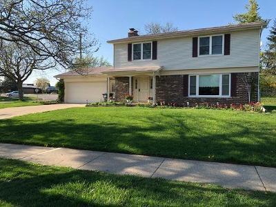 Ann Arbor MI Single Family Home For Sale: $529,000