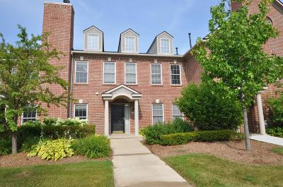 Ypsilanti Condo/Townhouse For Sale: 5688 Hampshire Lane