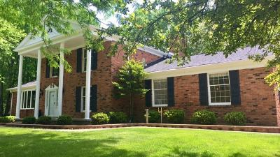 Dexter Single Family Home For Sale: 7895 Chamberlin Road