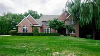 Saline Single Family Home For Sale: 846 Arboretum