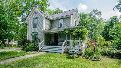 Chelsea Single Family Home Active-Contingent: 552 McKinley Street
